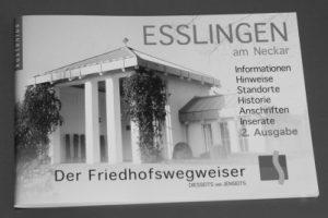 Frieshofswegweiser Esslingen 2012